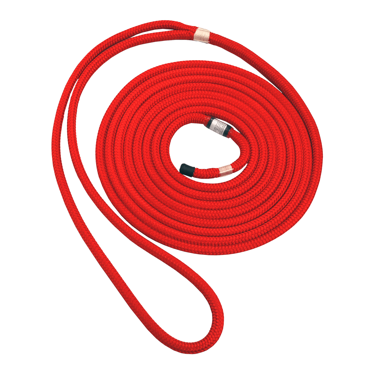 English Braid Alliance Rigging Sling 10mm 5.0m (RED) 50cm Eye