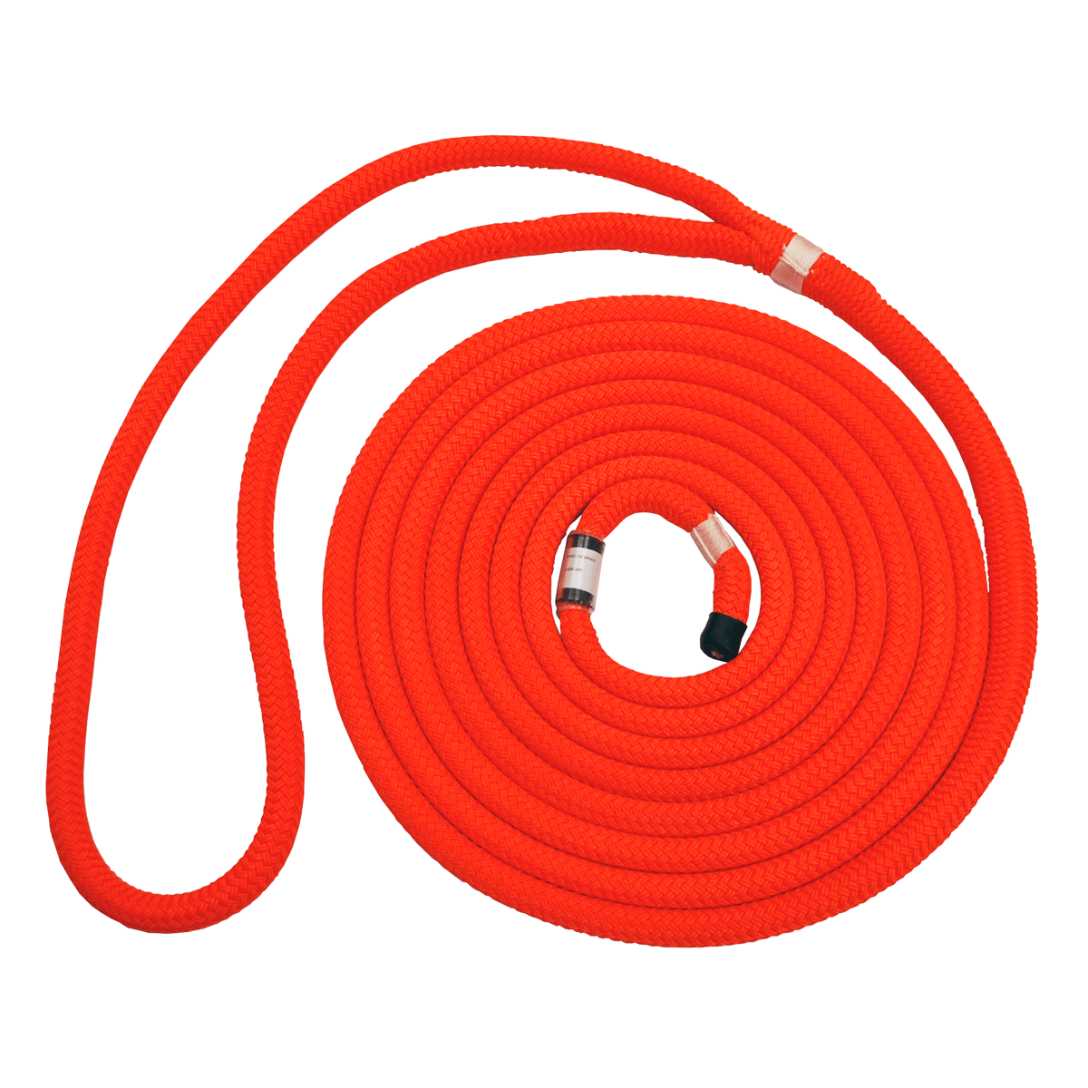 English Braid Alliance Rigging Sling 12mm 5.0m (ORANGE) 50cm Eye