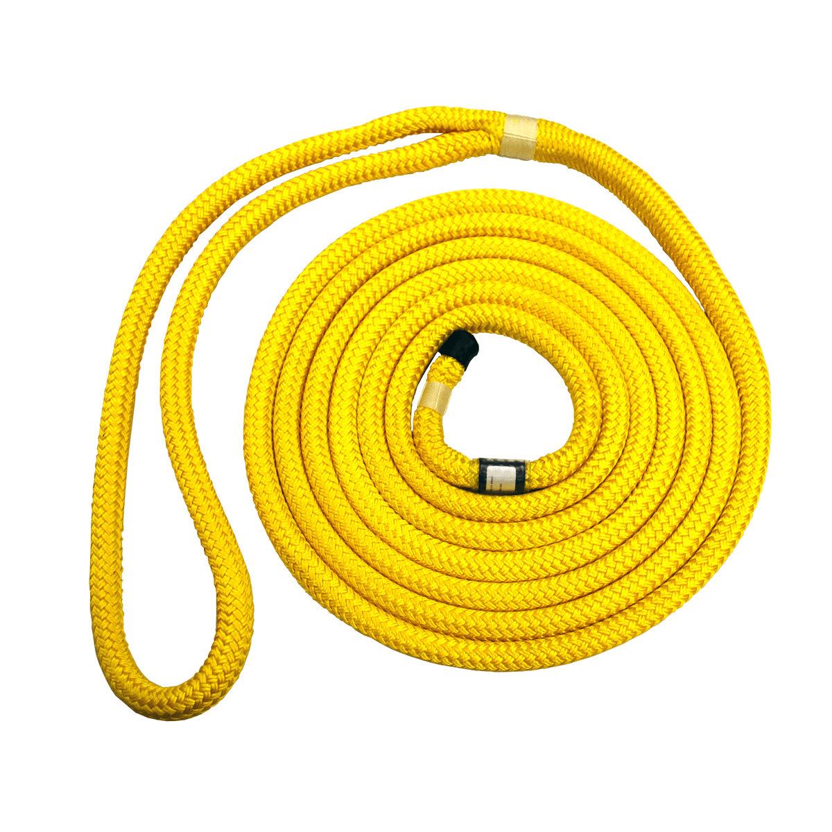 English Braid Alliance Rigging Sling 16mm 5.0m (YELLOW) 20cm Eye