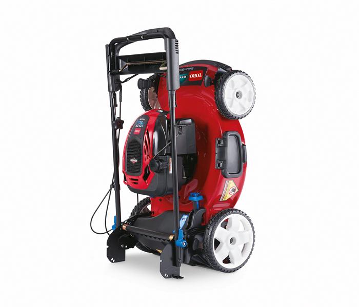 Toro 22″ SmartStow PersonalPace Mower (21765)