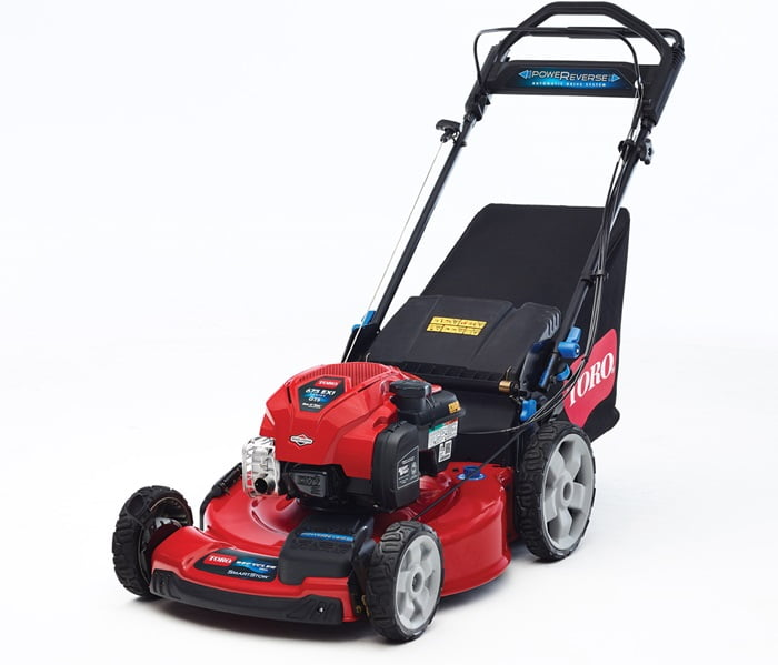 Toro 22″ SmartStow PoweReverse Mower (20965)