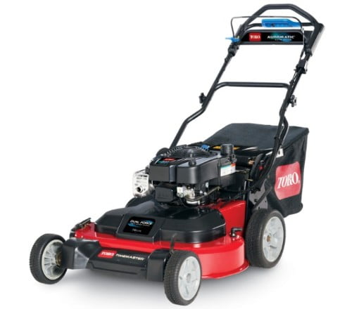Toro 30″ B.B.C TimeMaster Twin Blade Mower Electric Start (21811)