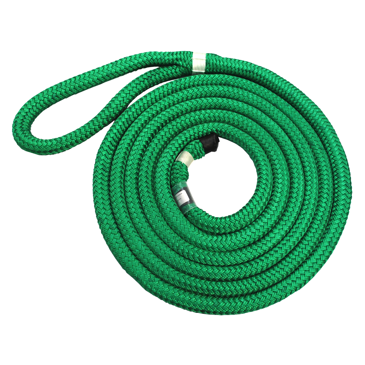 English Braid Alliance Rigging Sling 20mm 5.0m (GREEN) 20cm Eye
