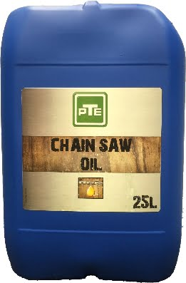 PTE 25Ltr Chain Oil