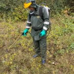 Chem-Lock® Forestry/Amenity 2 Piece Type 4 Spray Suit