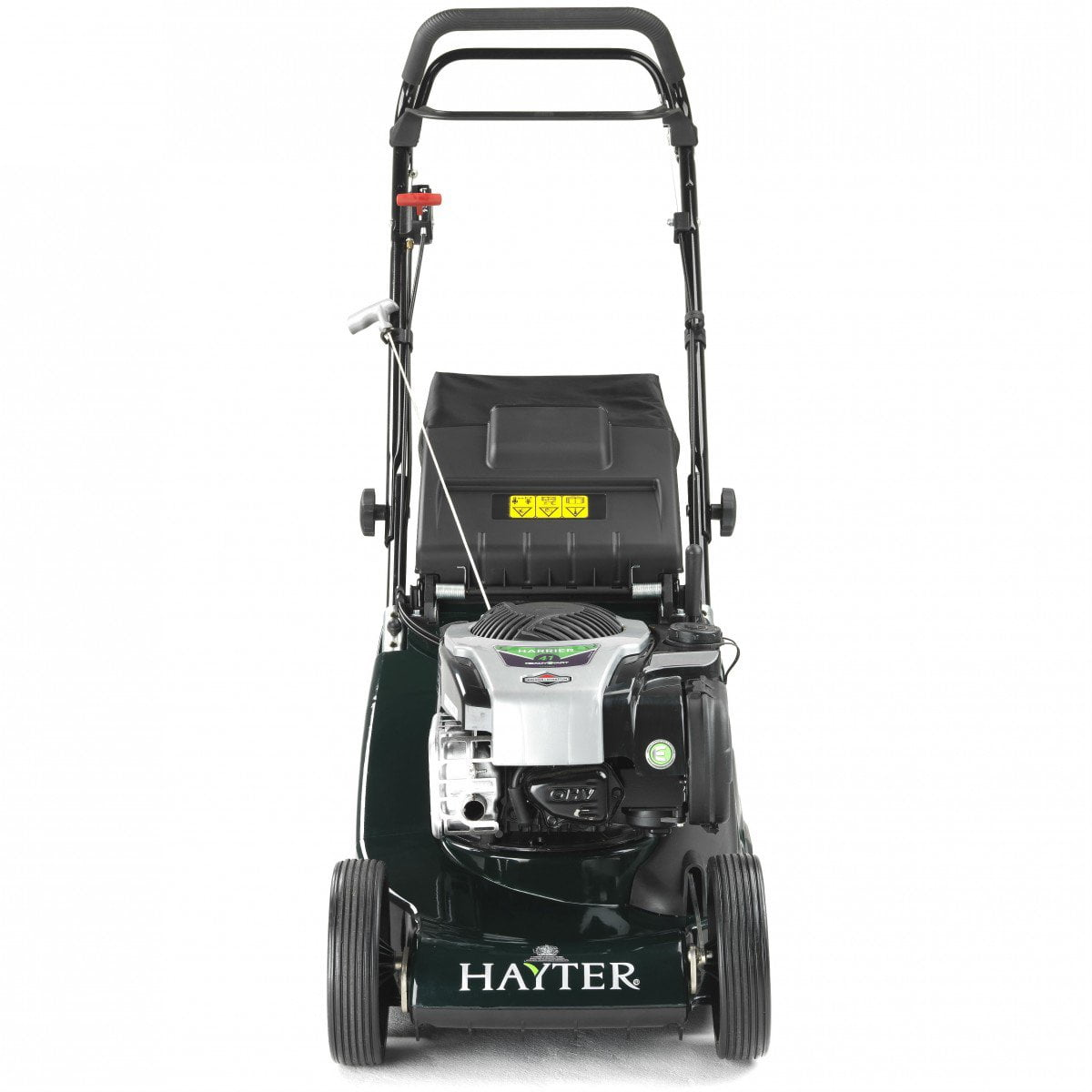 Hayter Harrier 41 (375A) Self Propelled VS Lawnmower