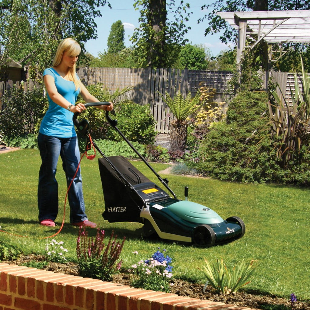 Hayter Spirit 41 (615J) Electric Push Lawnmower
