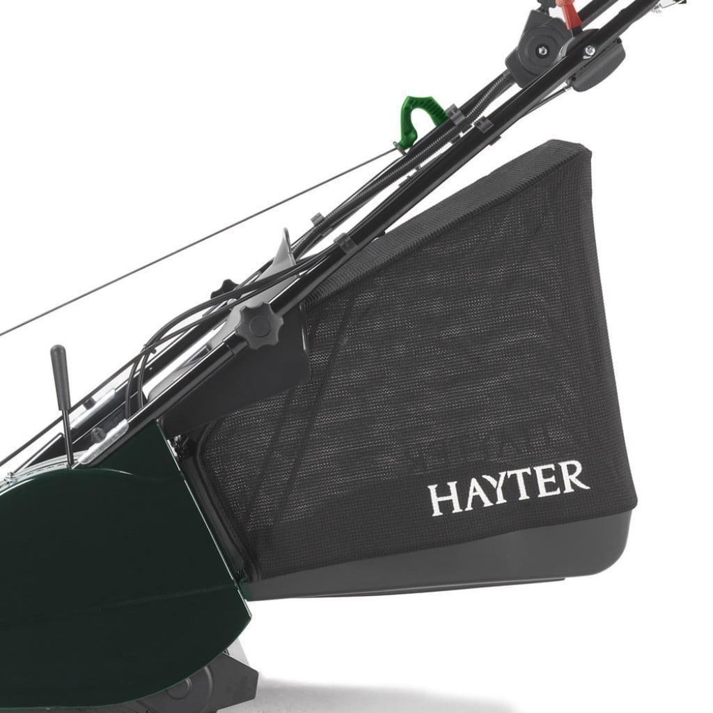 Hayter Harrier 56 (575A) B.B.C Self Propelled VS Lawnmower