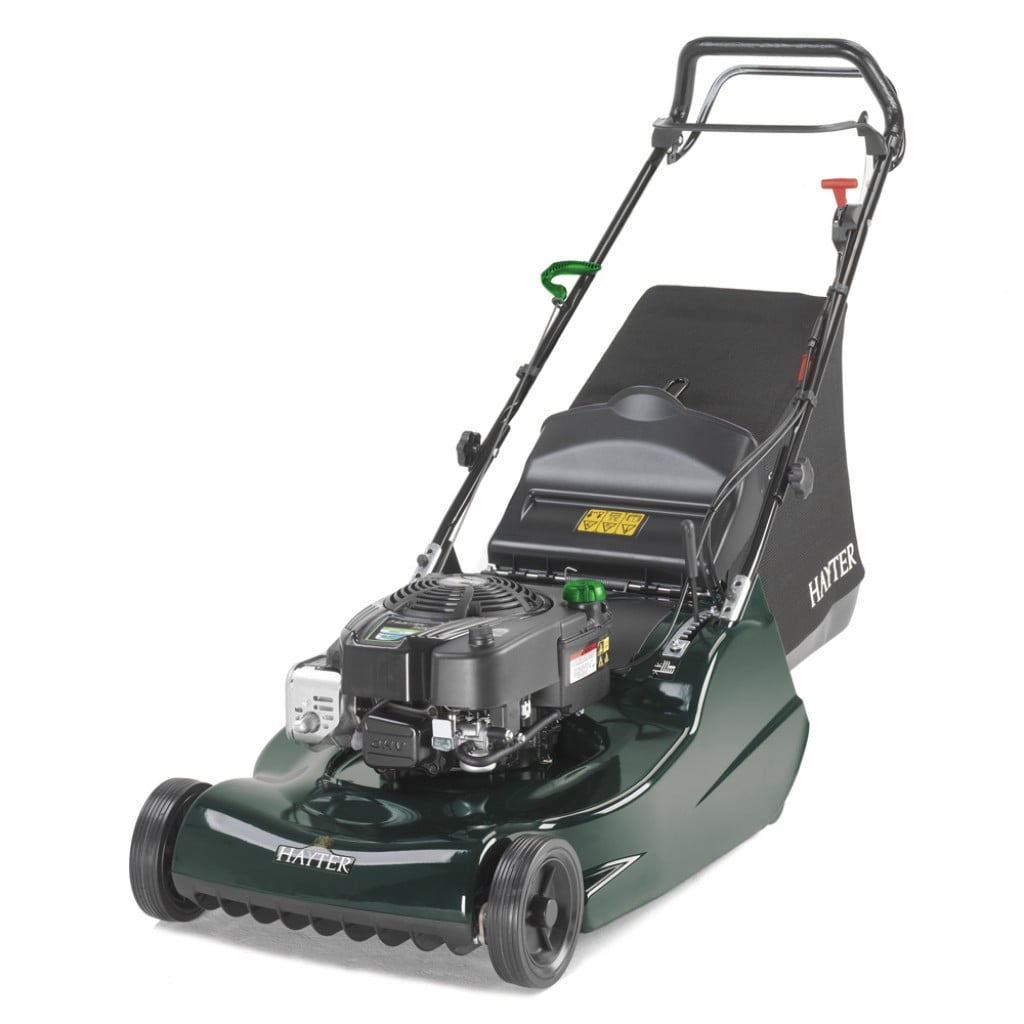 Hayter Harrier 56 (575A) B.B.C Self Propelled VS Lawnmower
