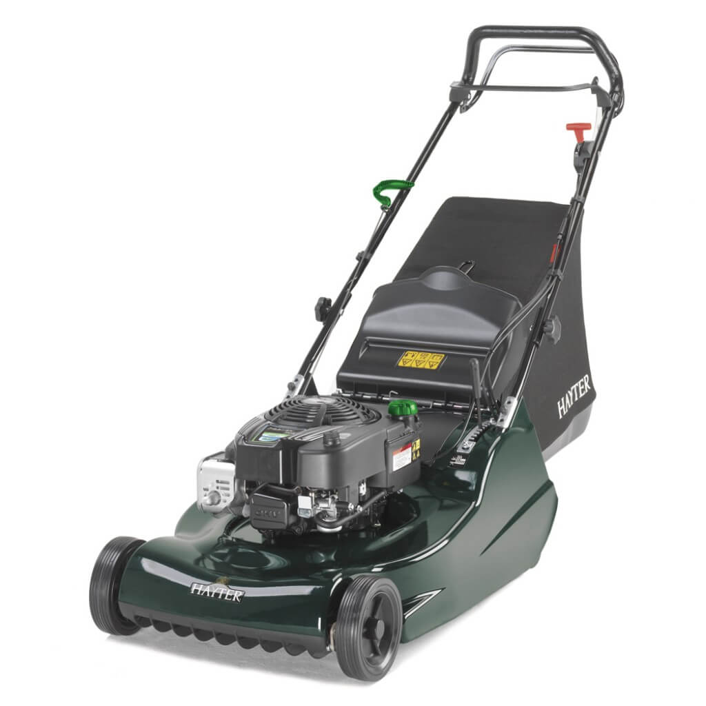 Hayter Harrier 56 (576B) Electric Start Self Propelled VS Lawnmower