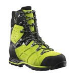 Haix Protector Ultra Lime Green Chainsaw Boot
