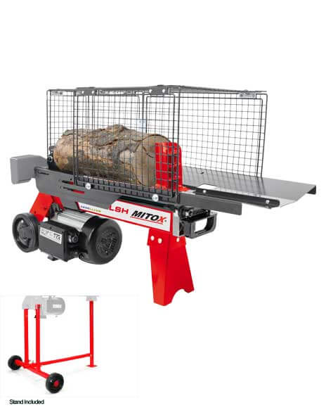 Mitox 66 LSH Log Splitter
