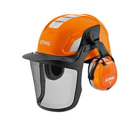 Stihl Advance X-Vent BT Bluetooth Helmet
