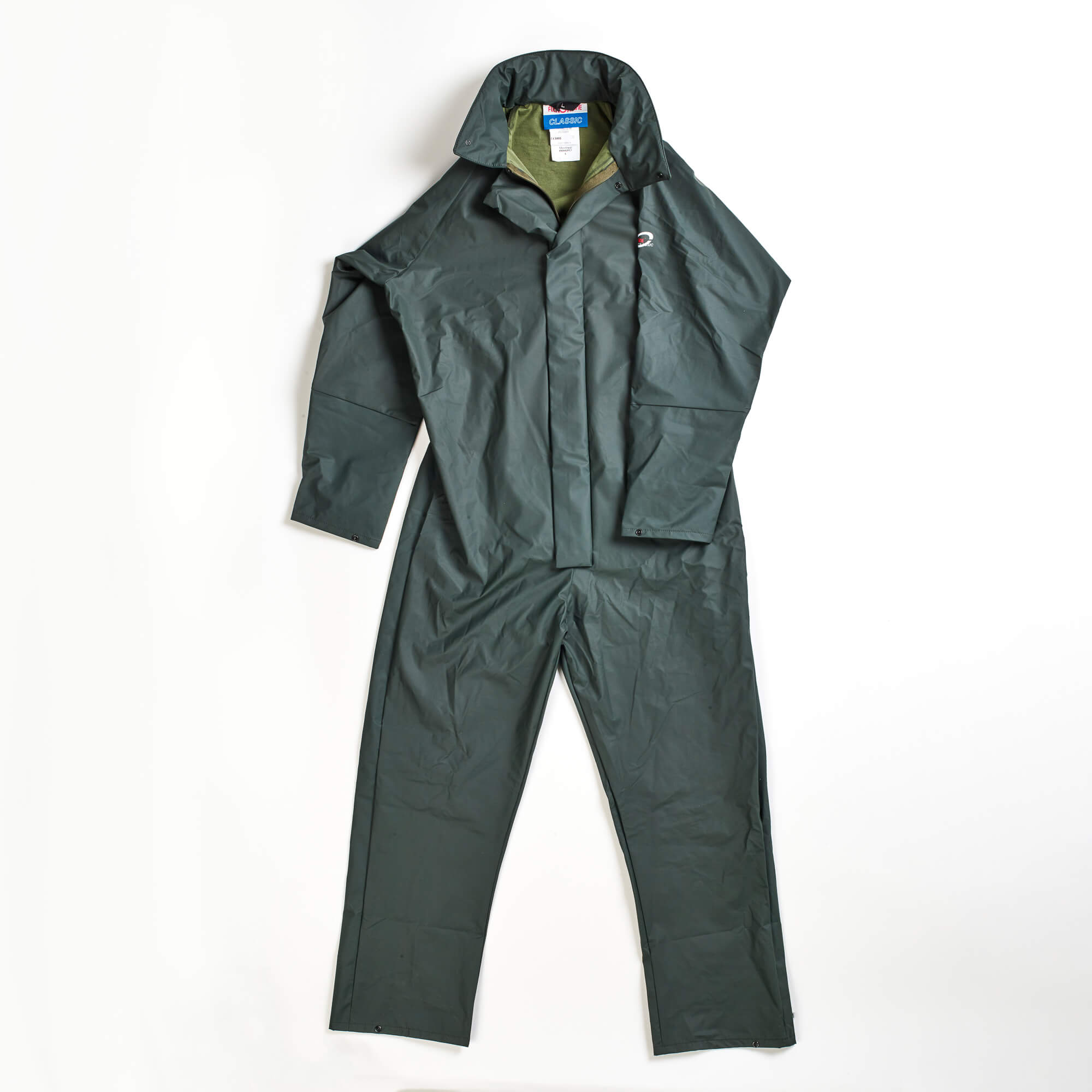 Chem-Lock® One Piece Type 4 Spraysuit
