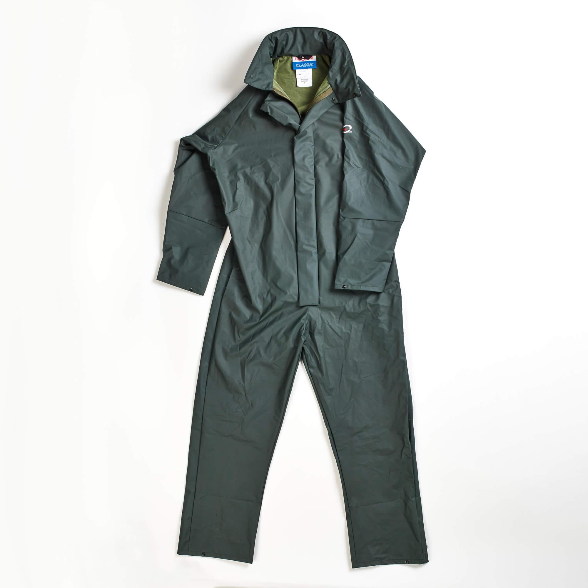 Chem-Lock® One Piece Type 4 Spraysuit