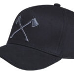 Stihl Timbersports Black Axe Cap