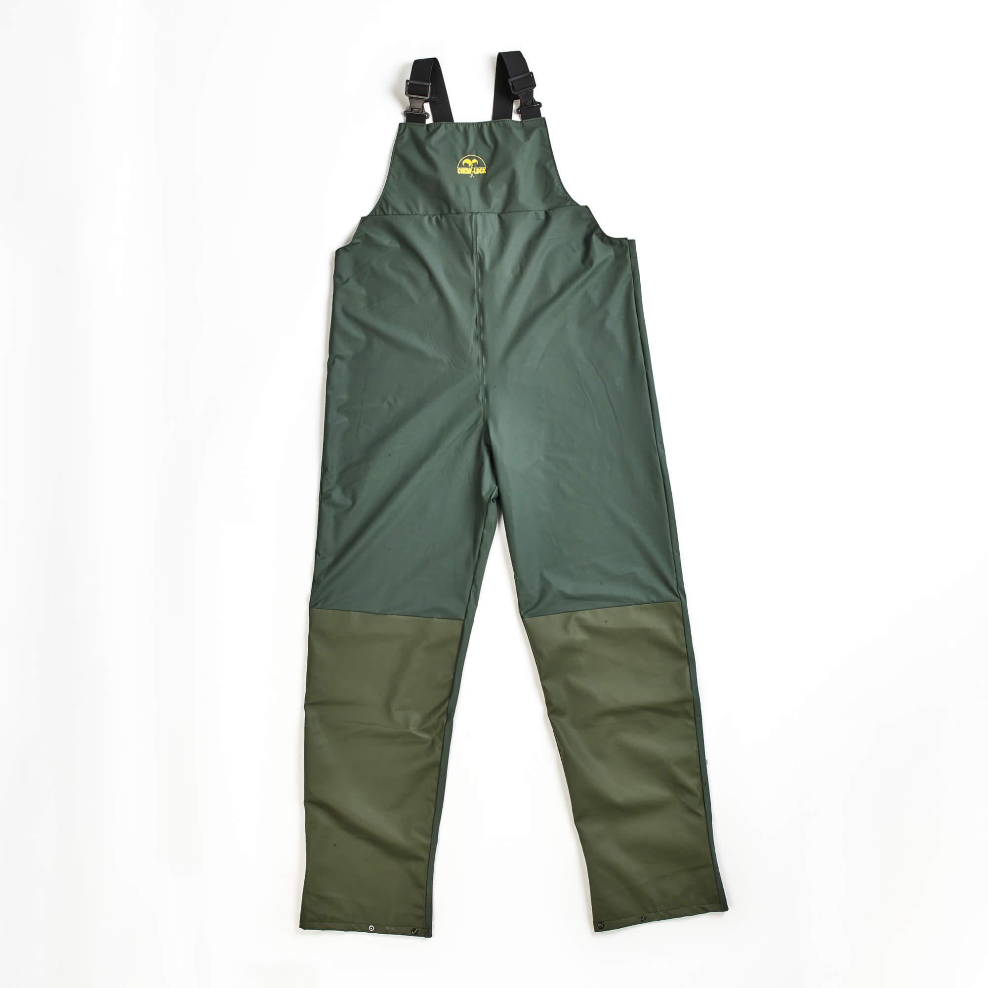 Chem-Lock® Forestry/Amenity 2 Piece Type 4 Spray Suit