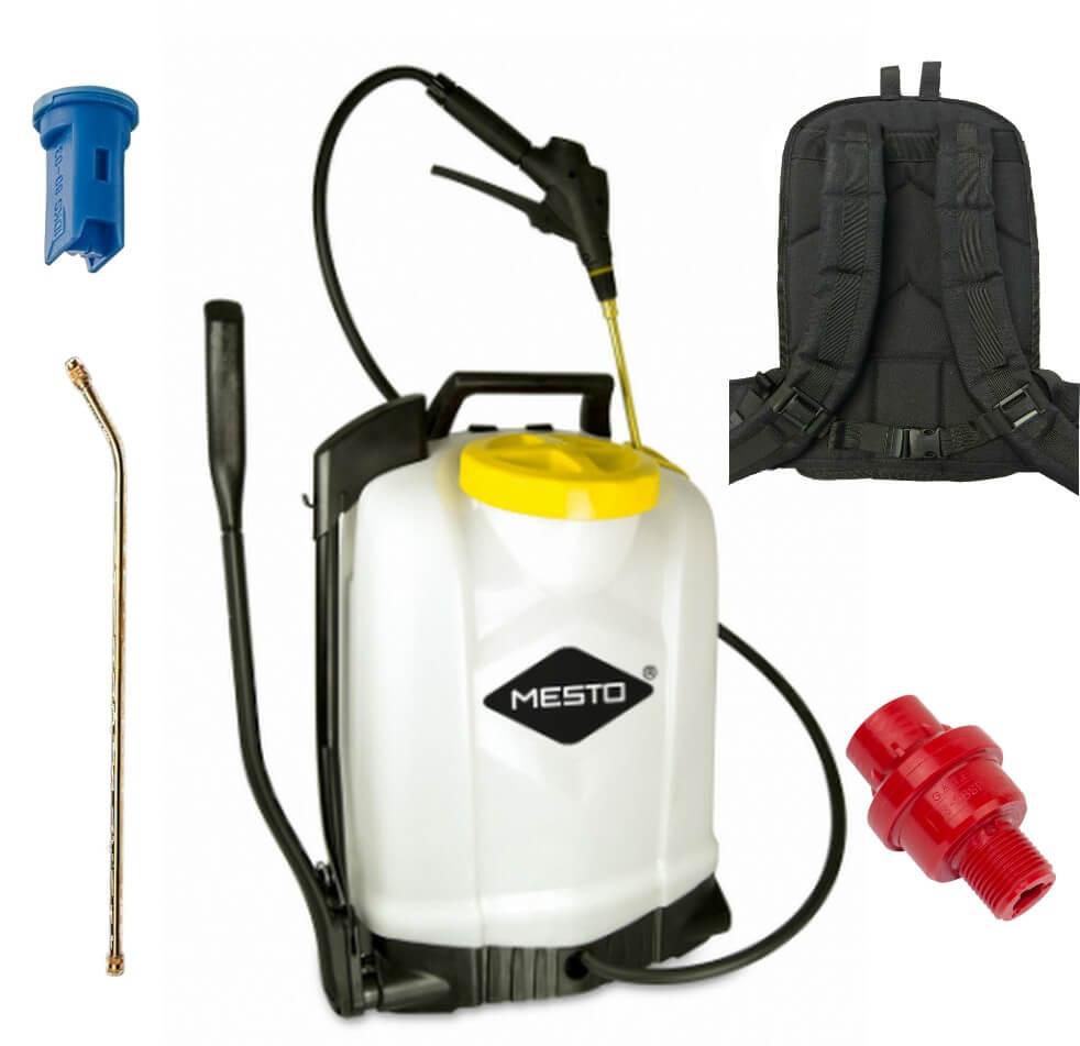 Chem-Lock® Ultimate Comfort Pro Backpack Sprayer 18L