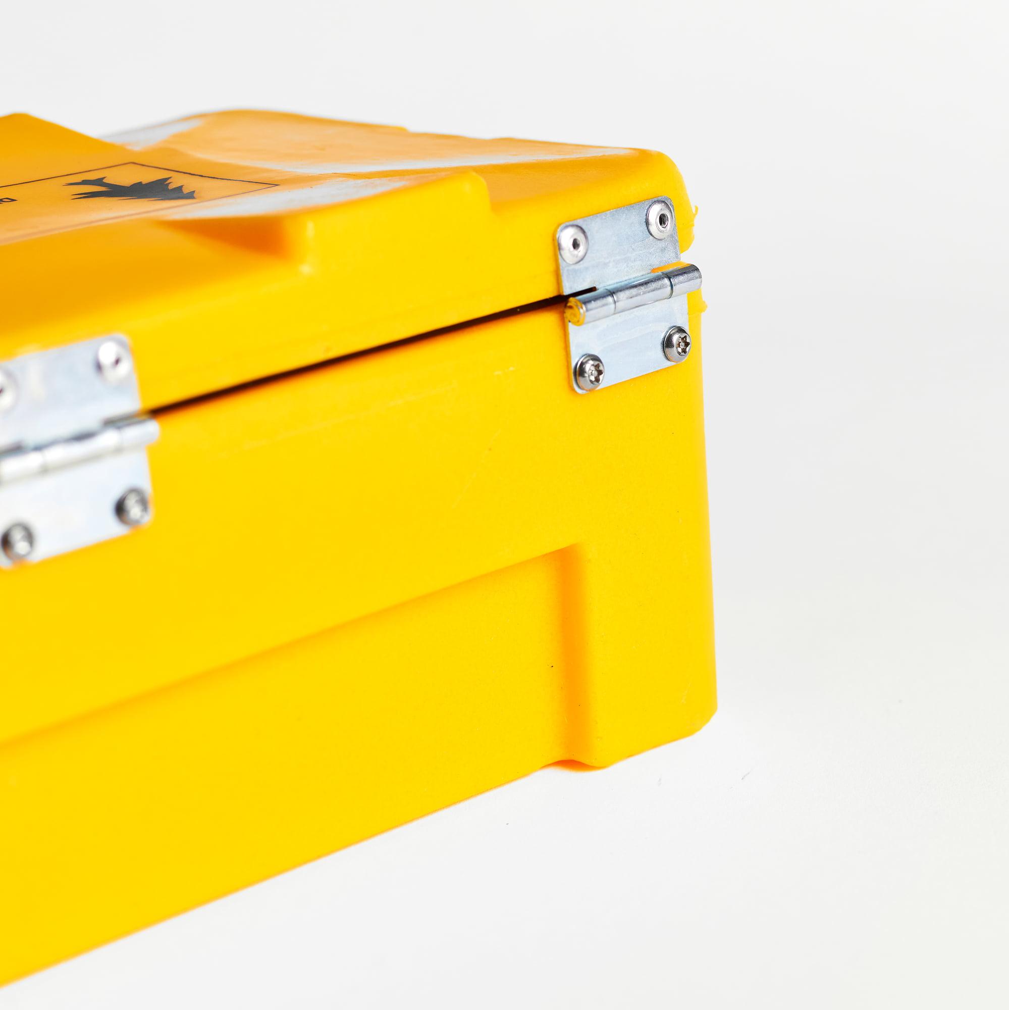 Chem-Lock® Pest Partner Operator Box for Aluminium Phosphide
