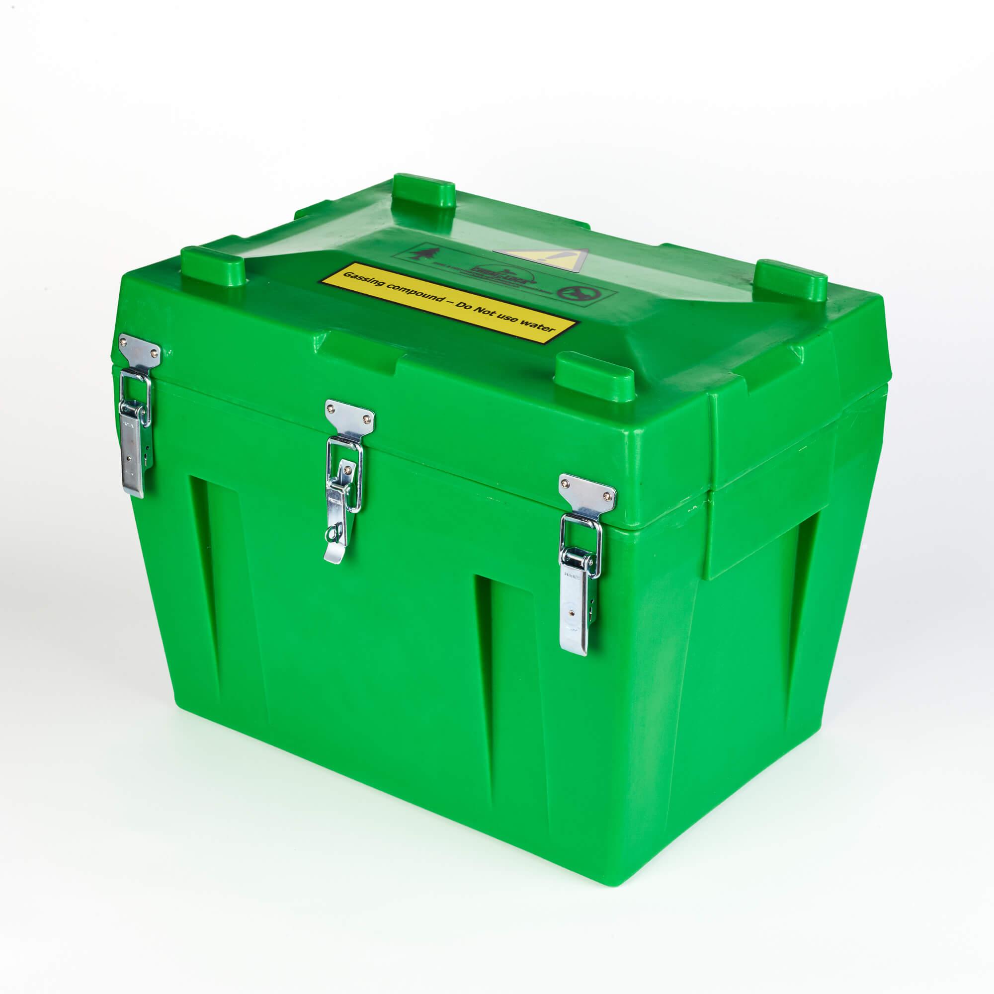 Chem-Lock® Dual Chemical Transport Box