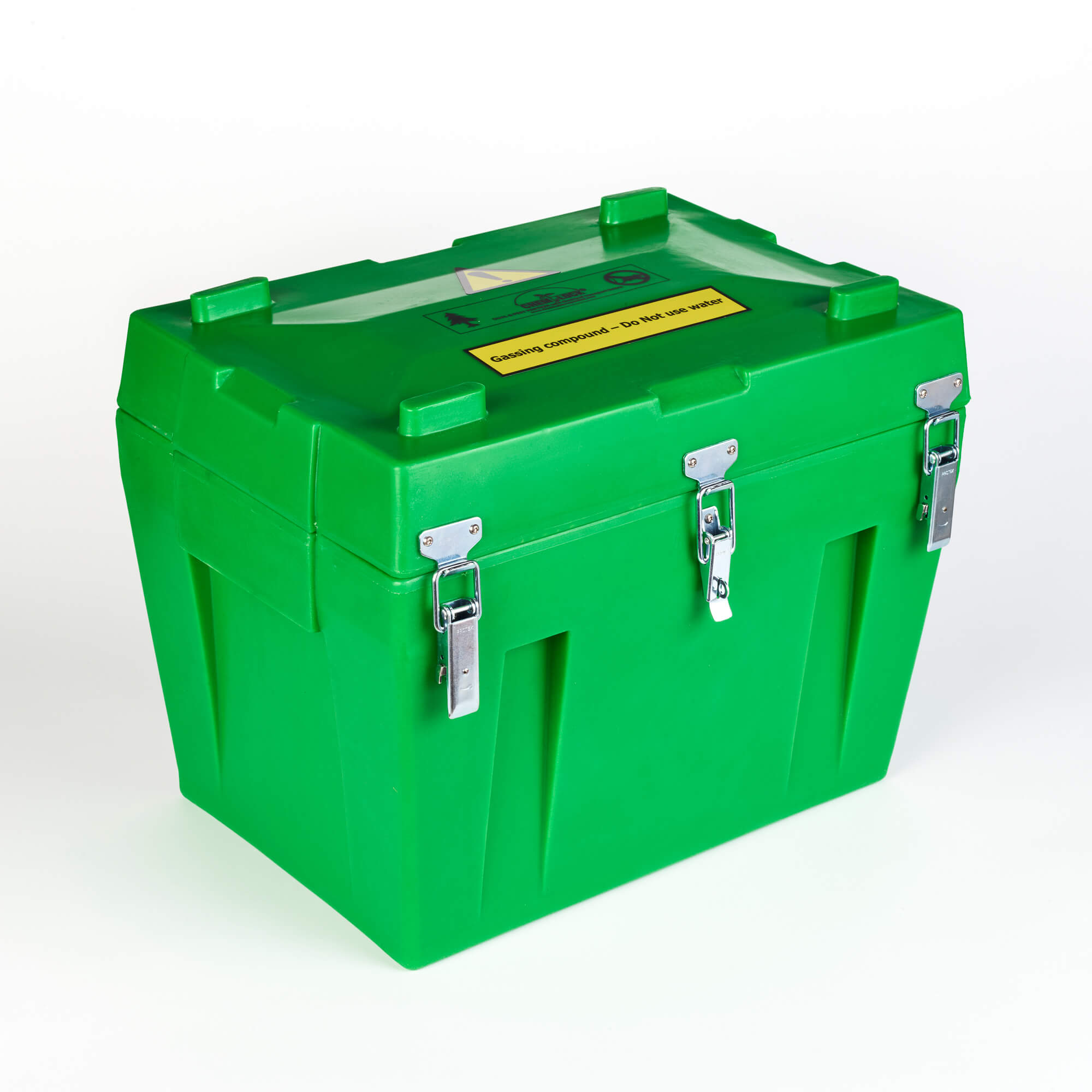 Chem-Lock® Dual Chemical Transport Box