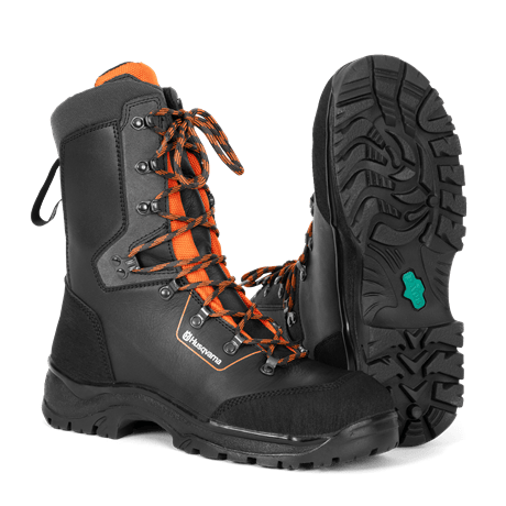 Husqvarna Classic 20 Chainsaw Leather Boots