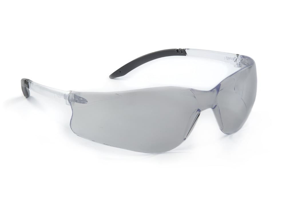 Riley Fabri Safety Glasses (Grey Tinted)