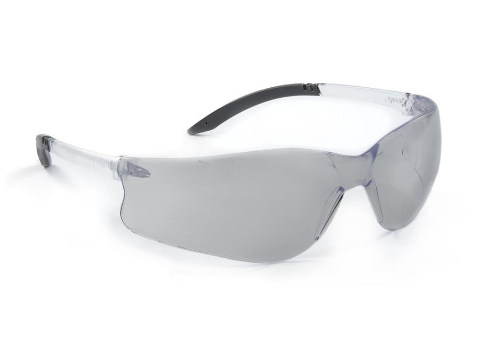 Riley Fabri Safety Glasses (Grey Tinted)