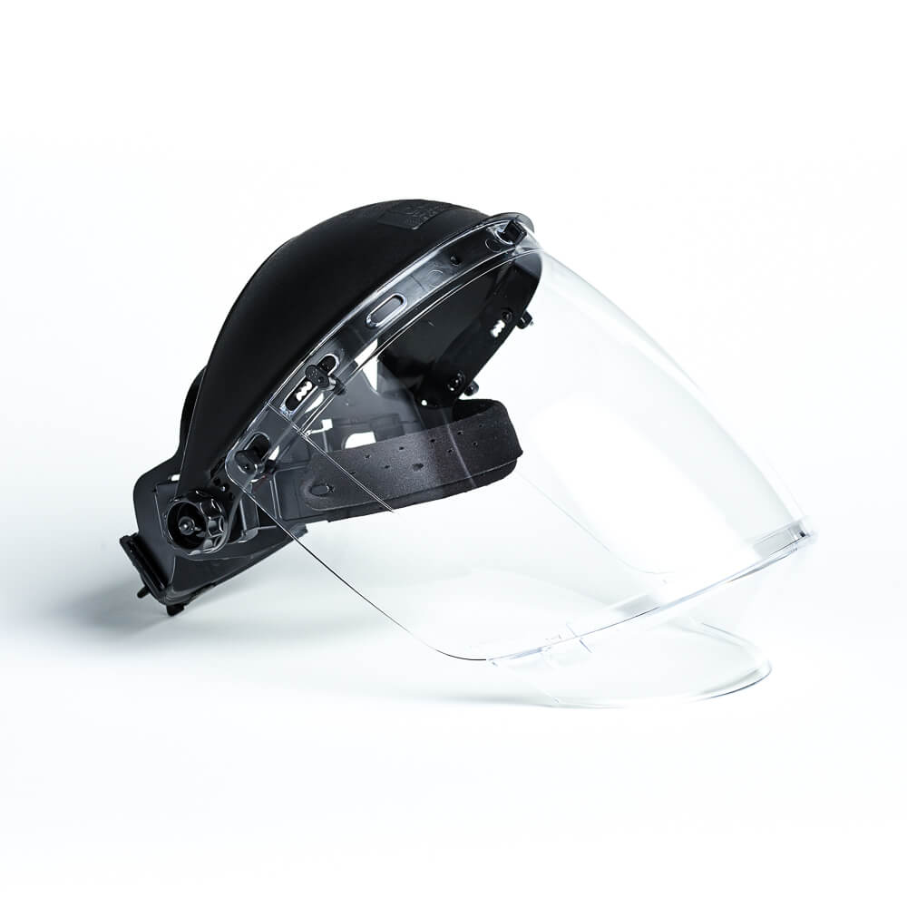 Chem-Lock® Pro Faceshield with Anti-Mist Screen