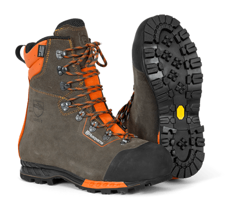 Husqvarna Functional 24 Chainsaw Leather Boots