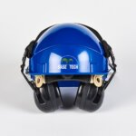 Base Tech Forestry Ground Helmet SNR 31dB (Blue)