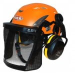 Kask Super Plasma Arborist Helmet Orange
