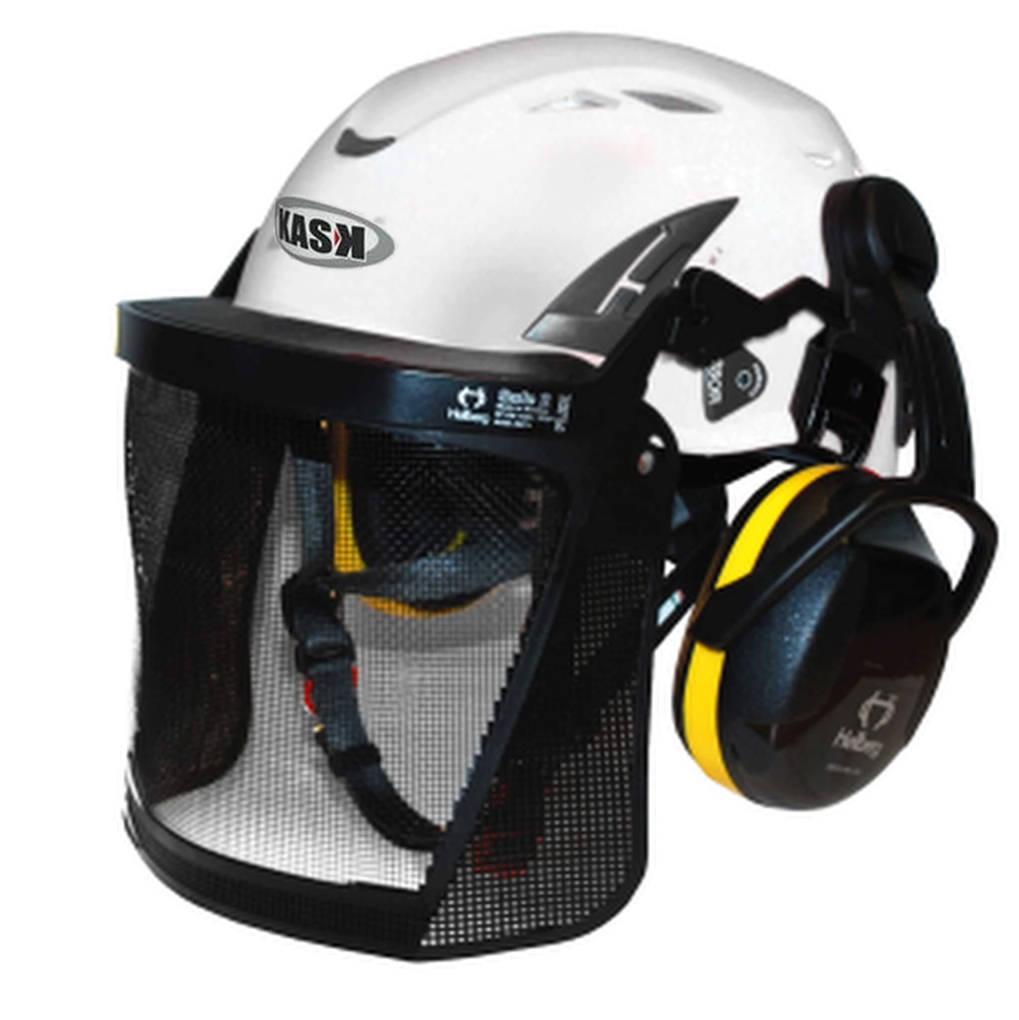 Kask Super Plasma Arborist Helmet White
