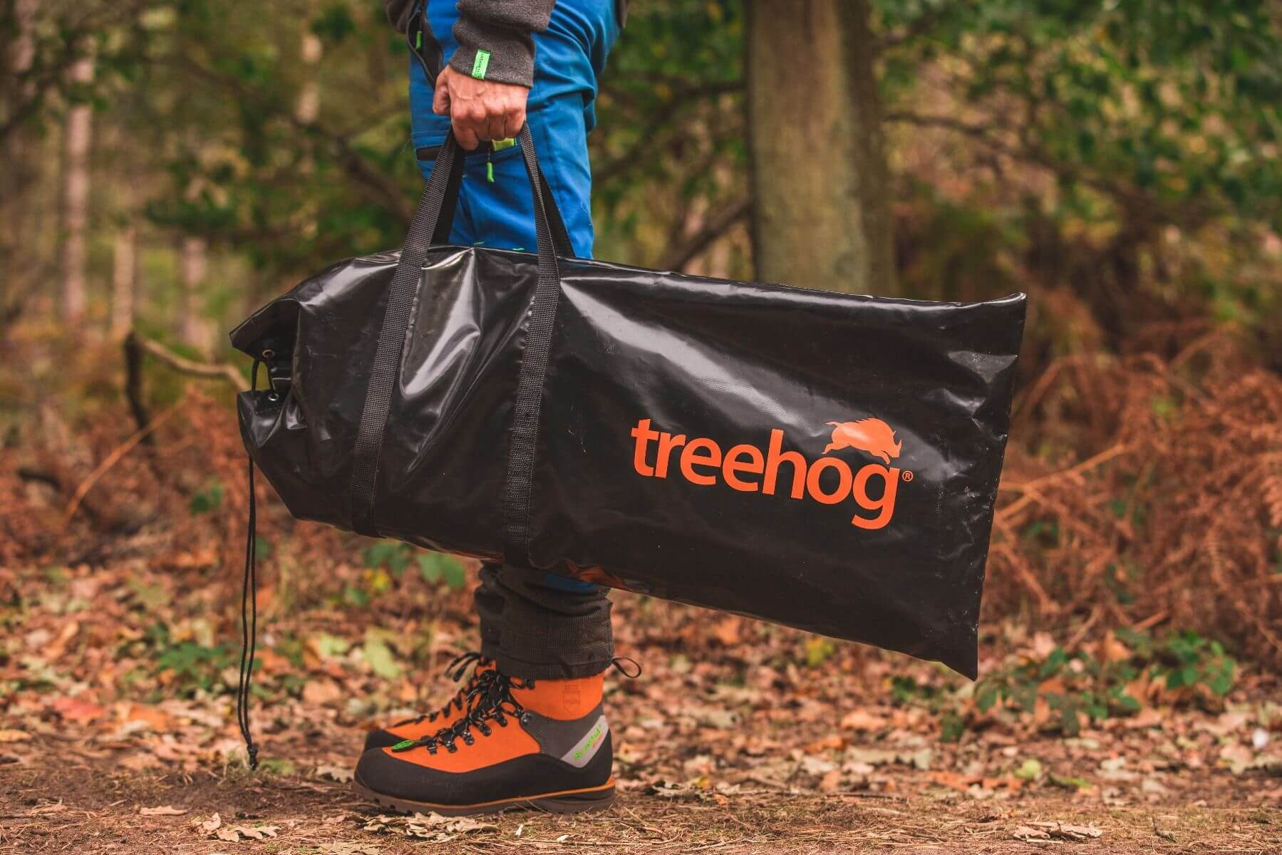 Treehog Mesh Guard System
