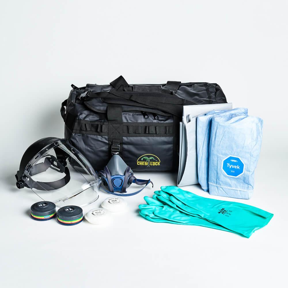 PA1/PA6 Ready to go Chem-Lock® Spray Operative PPE Kit