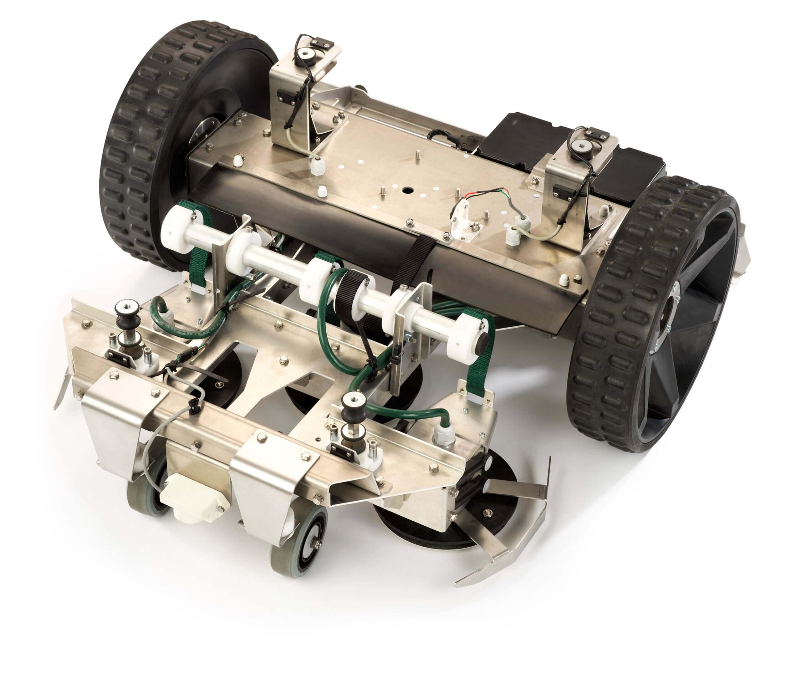 Belrobotics PARCMOW Connected Robotic Mower