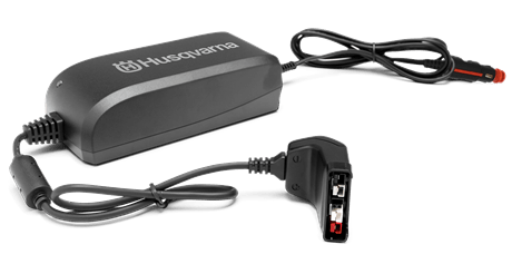 Husqvarna QC80F In Car Battery Charger 12v