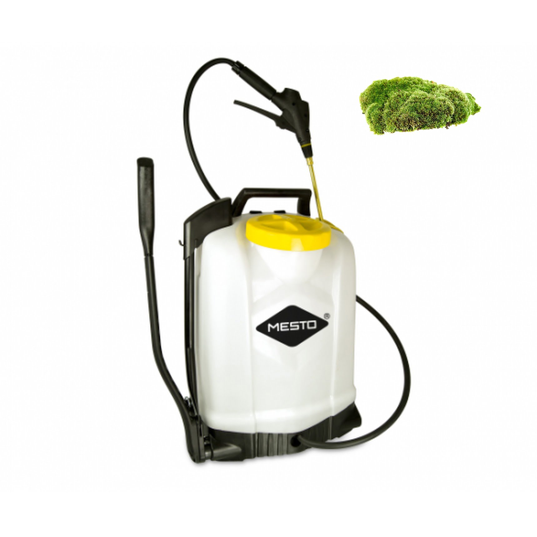 Chemlock® Moss Control Package RS185 Backpack Sprayer 18L
