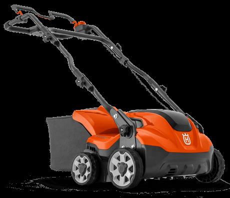 Husqvarna S 138i Cordless Scarifier