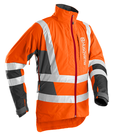 Husqvarna Technical High Viz Jacket