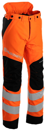 Husqvarna Technical Hi-Viz Type A, Class 2 Trousers 20A