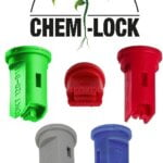 Chem-Lock® Universal Amenity & Lawn Precision Nozzle Kit