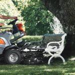 Husqvarna P 520D Rider Mower