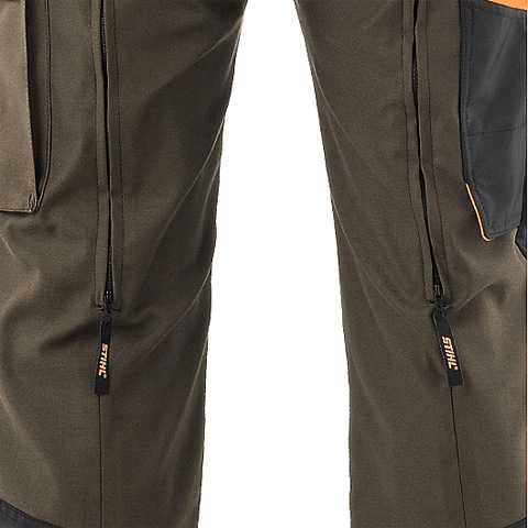 Stihl FS 3Protect Brushcutter Trousers