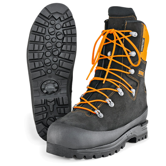 Stihl Advance GTX Trekking Chain Saw Boot