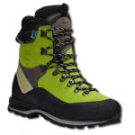 Scafell Lite Class 2 Chainsaw Boots (Lime)