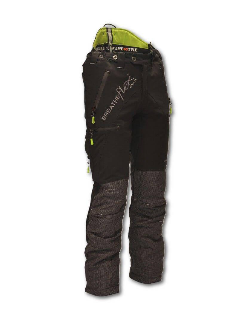 Arbortec Breatheflex Pro Type C Class 1 Trousers (Black)