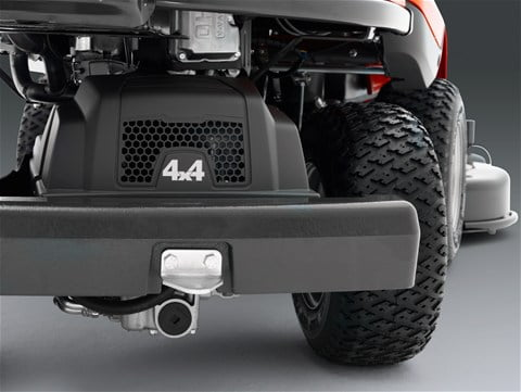 Husqvarna R 320X AWD Rider Mower