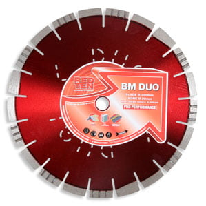 Evo E DUO 300mm Diamond Blade