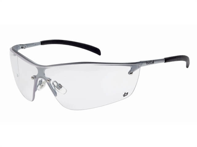 Bolle Silium Safety Glasses (Clear)